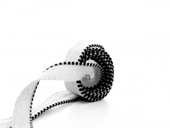 Snur cotor - 40 ml - Negru