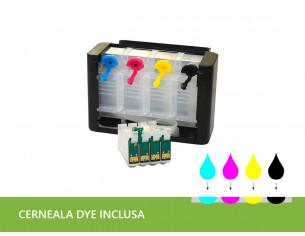CISS - 4 culori - Epson...