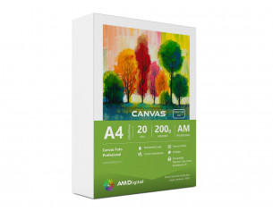 Canvas poliester - Mat 200g...