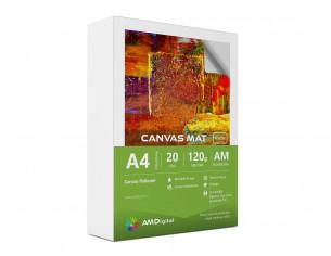Canvas Adeziv Mat 120g, A4,...