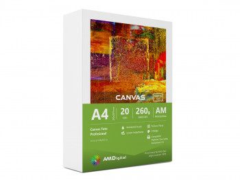 Canvas poliester - Mat 260g...