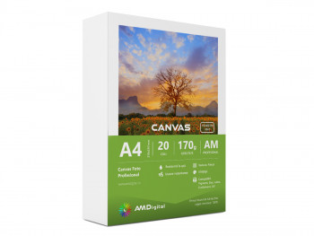 Canvas poliester - Mat 170g...
