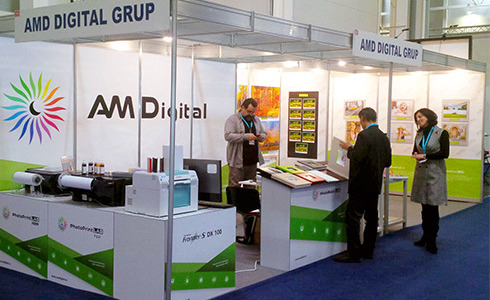 AMD Digital Grup participă Print & Sign 2019
